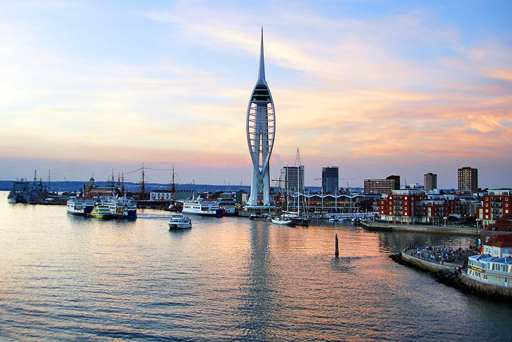 england-portsmouth-spinnaker-tower